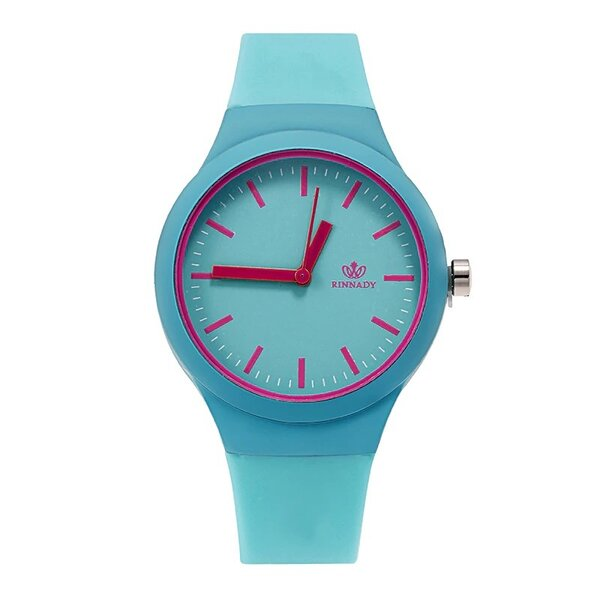 Часовник Watches Jelly Silicone Luxury